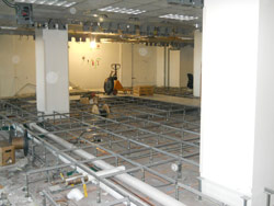 Acoustical Wall Panels, Air Containment, Batavia, Geneva, Aurora, St Charles, Elgin, West Chicago, Naperville, IL